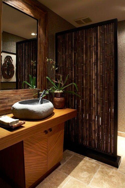 Contoh hiasan bambu untuk rumah 19