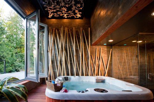 Contoh hiasan bambu untuk rumah 2