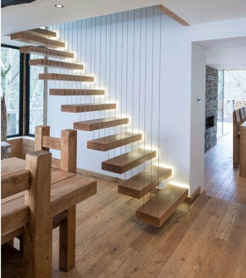 Desain tangga elegan 11