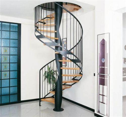 Desain tangga elegan 15