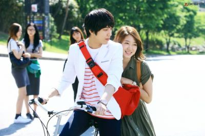 Foto adegan drama Heartstrings 1