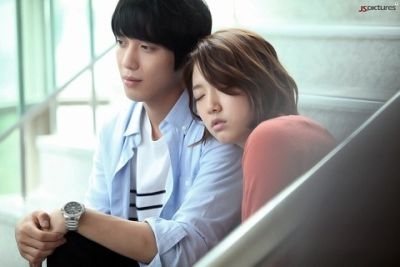 Foto adegan drama Heartstrings 3