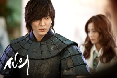 Foto adegan drama korea Faith 1