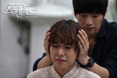 Foto adegan drama Scandal 4