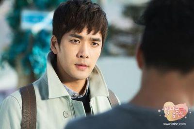 Foto adegan drama Shining Romance 1