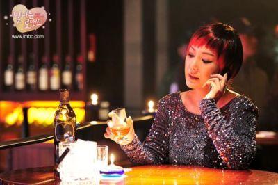 Foto adegan drama Shining Romance 4
