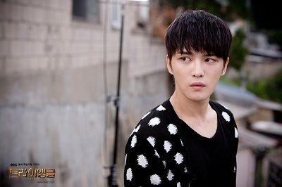 Foto adegan drama Triangle 2