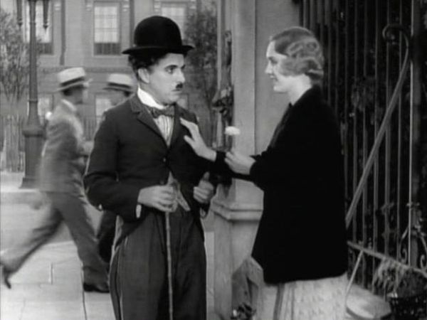 adegan film Charlie Chaplin City Lights
