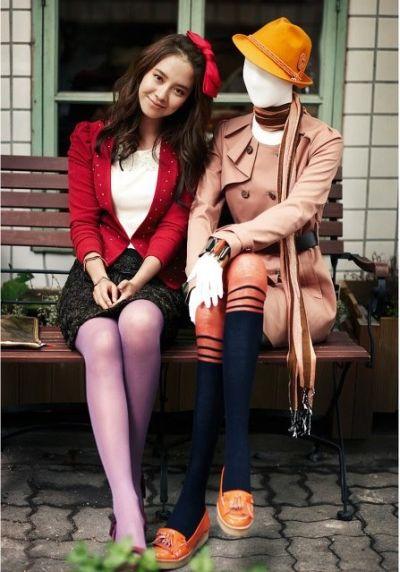 Foto aktris Korea Song Ji-hyo 11