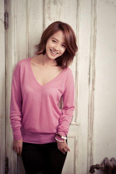 Foto aktris Korea Song Ji-hyo 13