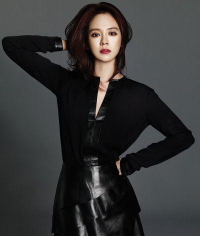 Foto aktris Korea Song Ji-hyo 18