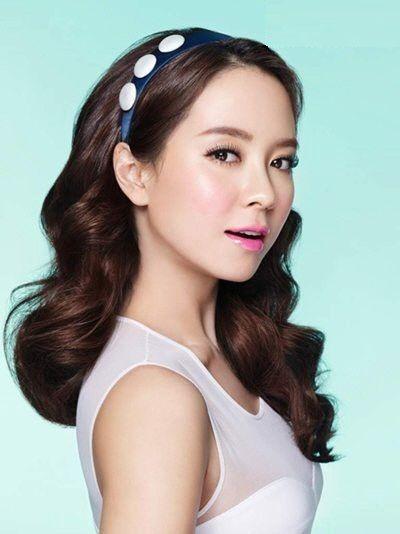 Foto aktris Korea Song Ji-hyo 21