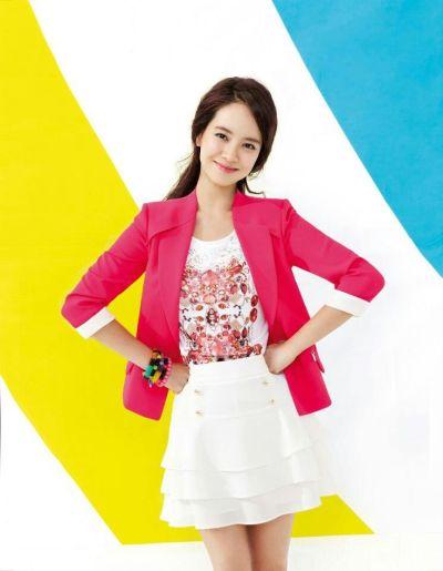 Foto aktris Korea Song Ji-hyo 34