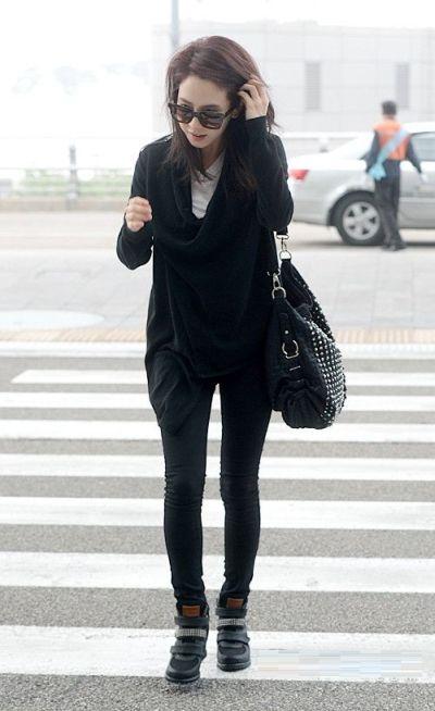 Foto aktris Korea Song Ji-hyo 39
