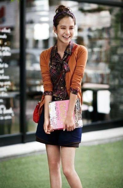 Foto aktris Korea Song Ji-hyo 4