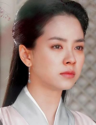 Foto aktris Korea Song Ji-hyo 43