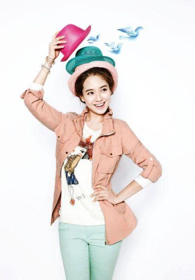 Foto aktris Korea Song Ji-hyo 5