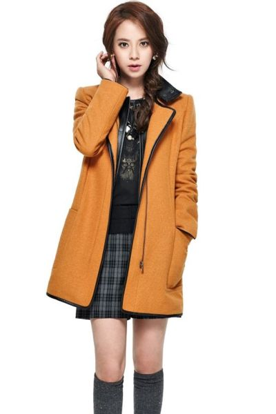 Foto aktris Korea Song Ji-hyo 6