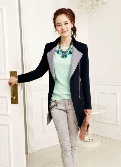 Foto aktris Korea Song Ji-hyo 7