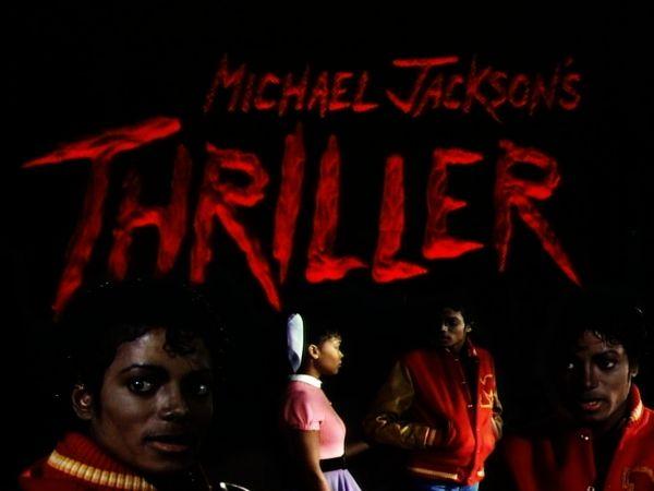 Foto album Jacko Thriller