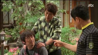 Foto drama Yoo Na's Street 3