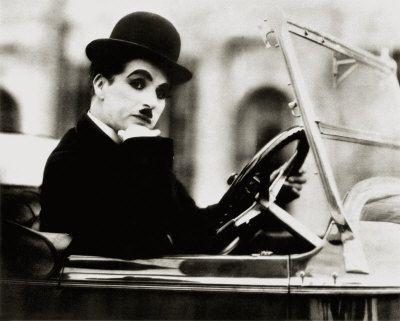 Foto film Charlie Chaplin