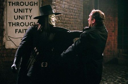 Foto film V for Vendetta