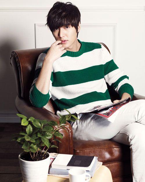 Foto Lee Min Ho dalam berbagai gaya 20
