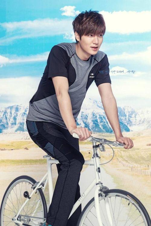 Foto Lee Min Ho dalam berbagai gaya 27