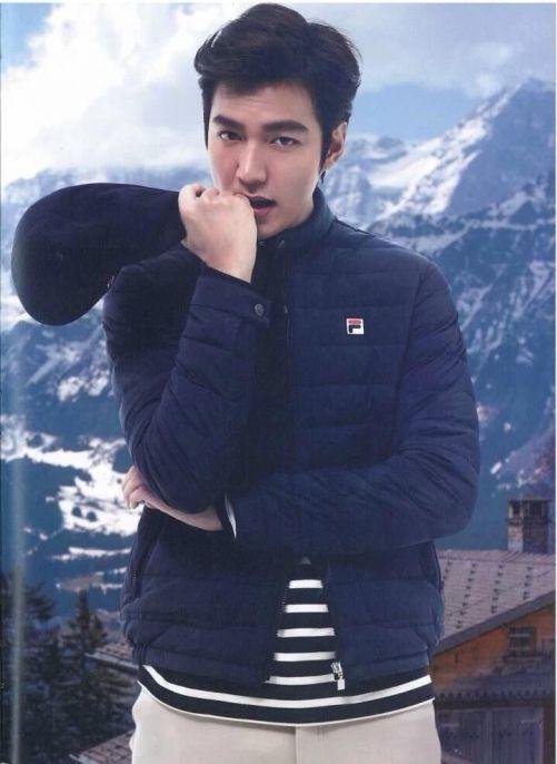 Foto Lee Min Ho dalam berbagai gaya 32