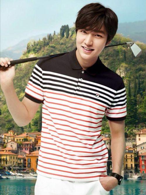 Foto Lee Min Ho dalam berbagai gaya 4