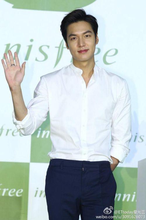 Foto Lee Min Ho dalam berbagai gaya 48
