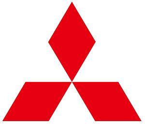 Foto Logo Mitsubishi