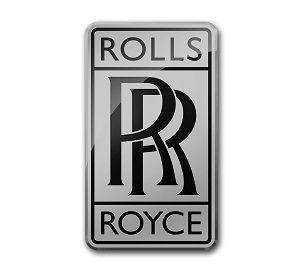 Foto Logo Rolls Royce