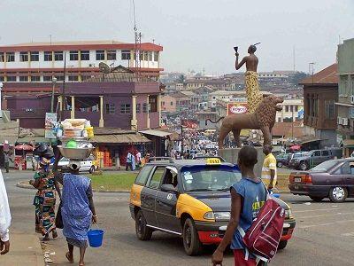 Foto negara Ghana