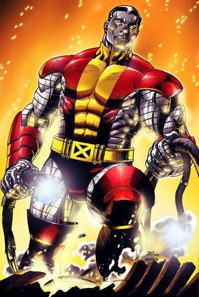 Foto superhero Colossus