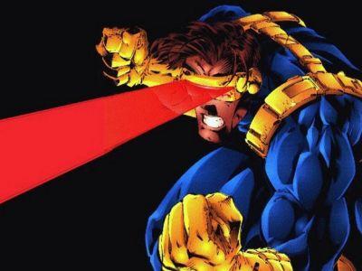 Foto superhero Cyclops