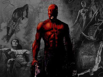 Foto superhero Daredevil