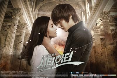 Poster drama City Hunter