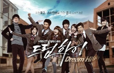 Poster drama Dream High