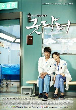 Poster drama Good Doctor