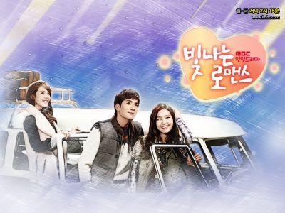 Poster drama Shining Romance