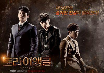 Poster drama Triangle