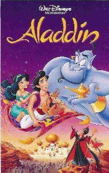 Poster film Aladdin