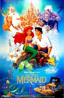Poster film The Little Mermaid