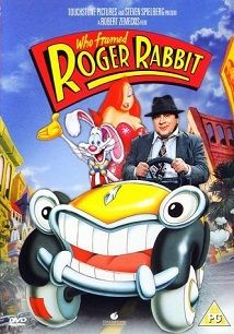 Poster film Who Framed Roger Rabbit