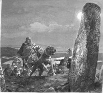 Anjing perang Romawi