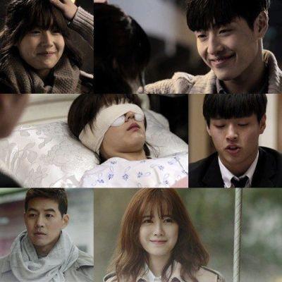 Foto adegan drama Angel Eyes 1