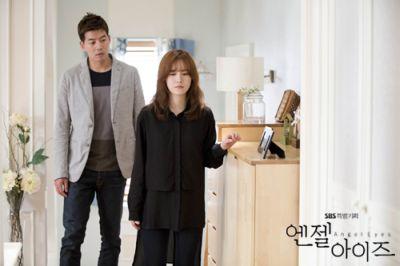 Foto adegan drama Angel Eyes 4