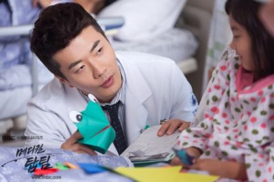 Foto adegan drama Medical Top Team 3